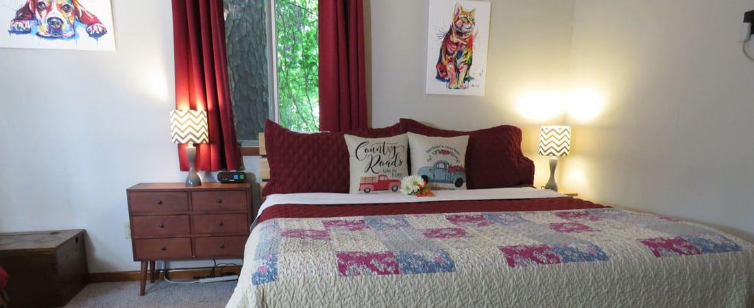 Cabin 20 pillows