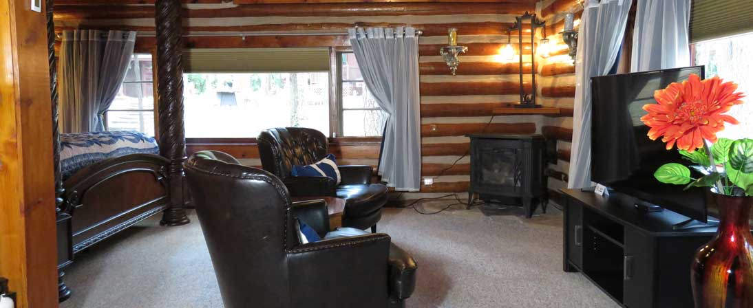 Premier Suite Sitting Area
