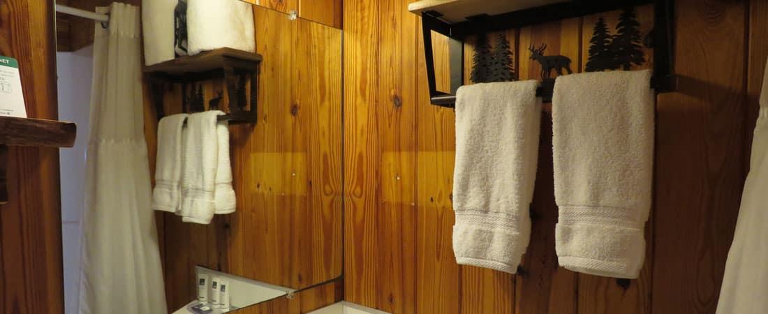 Cabin 5 Bathroom