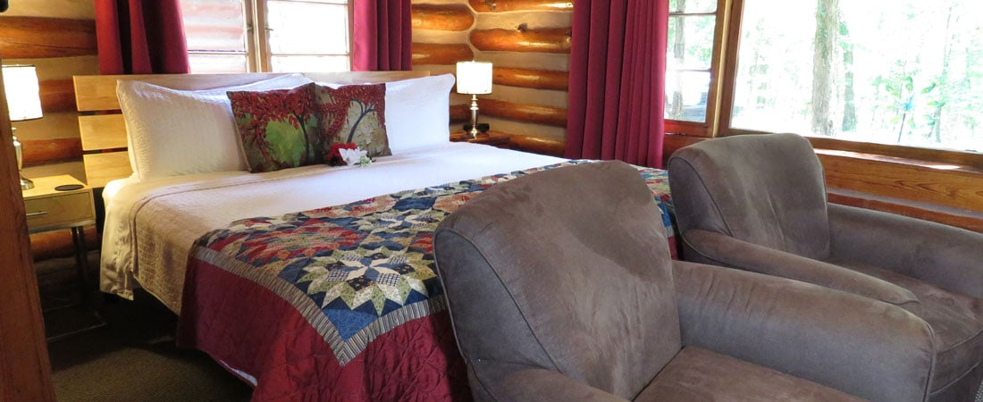 cabin 1 bed