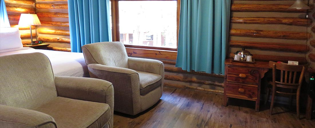 Cabin 5 chairs