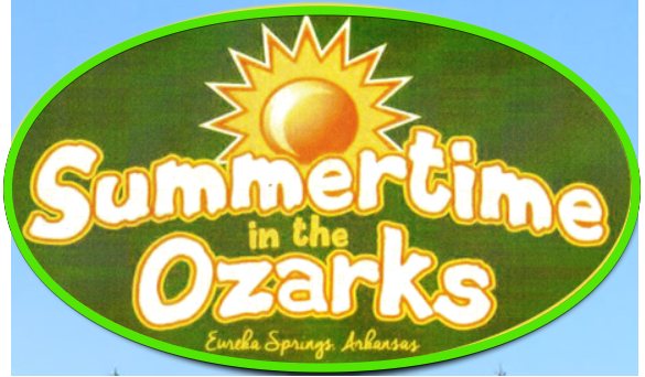 Summer time in the Ozarks